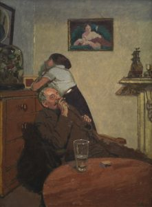 Ennui c.1914 Walter Richard Sickert 1860-1942 Presented by the Contemporary Art Society 1924 http://www.tate.org.uk/art/work/N03846